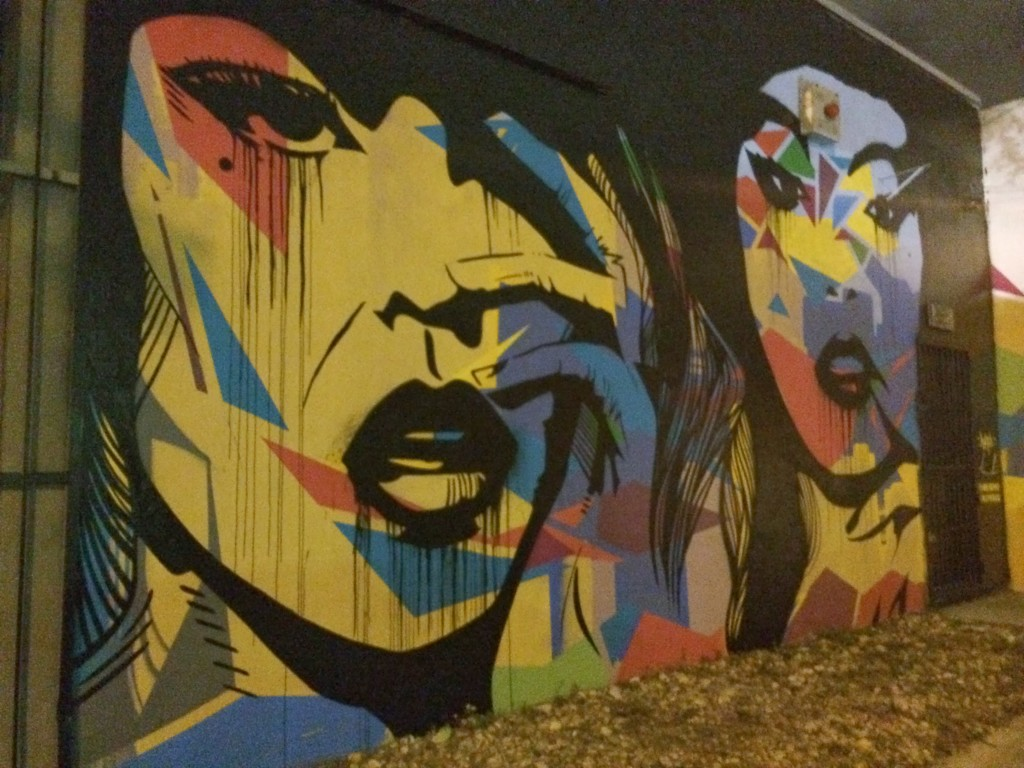 Pictures of Street Art from Miami And New York