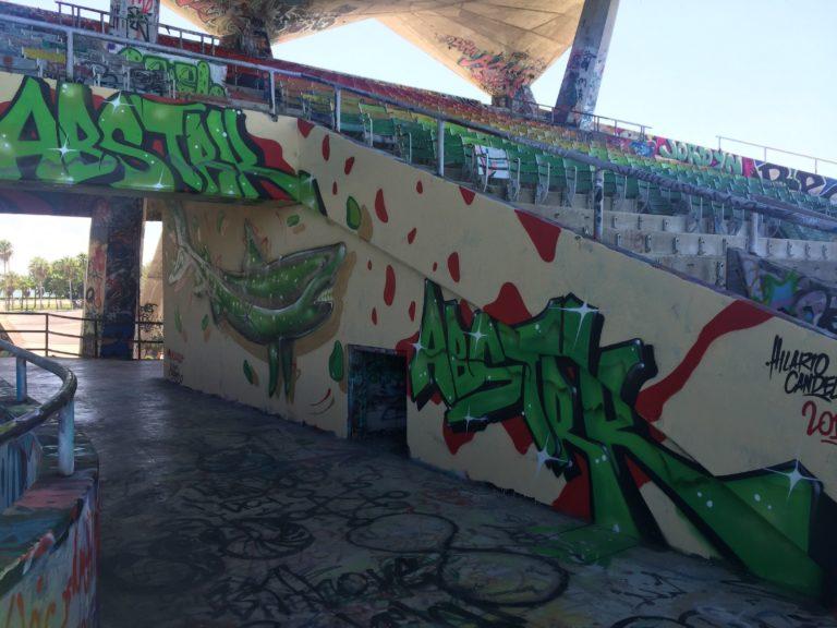 hoxxoh's new mural signals progress for miami marine